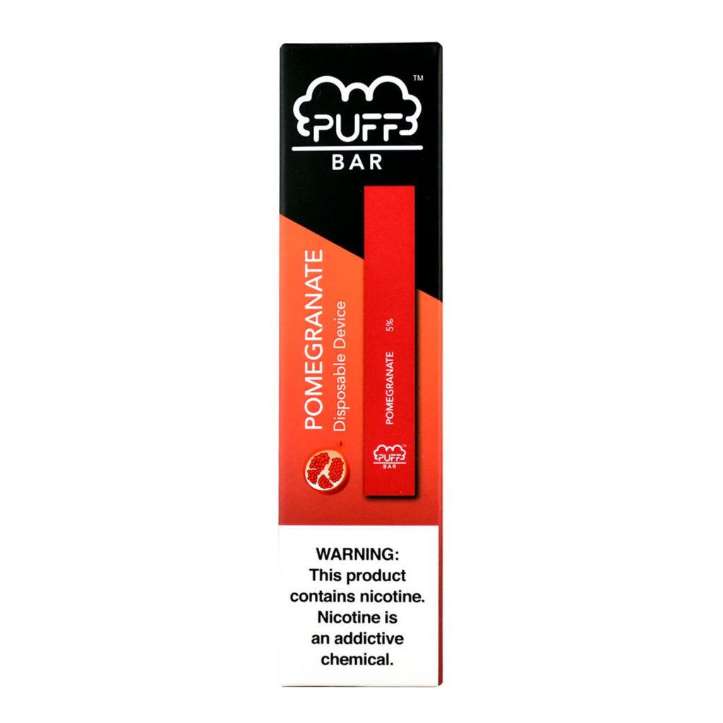 Pomegranate Puff Bar Disposable Vape