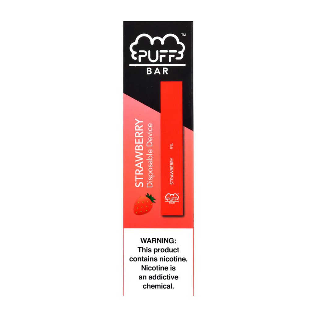 Strawberry Puff Bar Disposable Vape