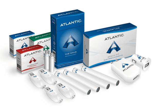 Atlantic Mega Kit Package - AtlanticVapor.com