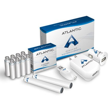 Atlantic Ocean Rechargeable Starter Kit - AtlanticVapor.com