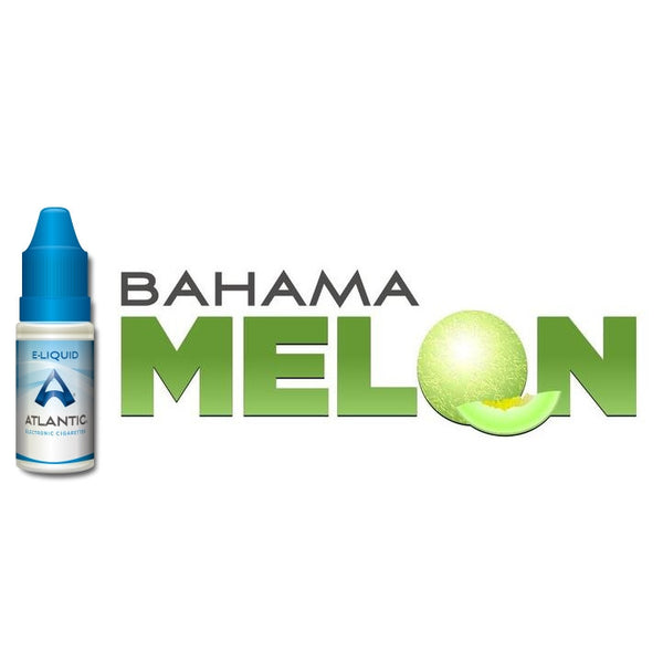 Bahama Melon Premium E-Liquid (10mL)