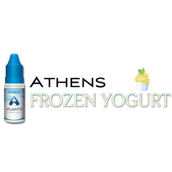 Athens Frozen Yogurt Premium E-Liquid (10mL)