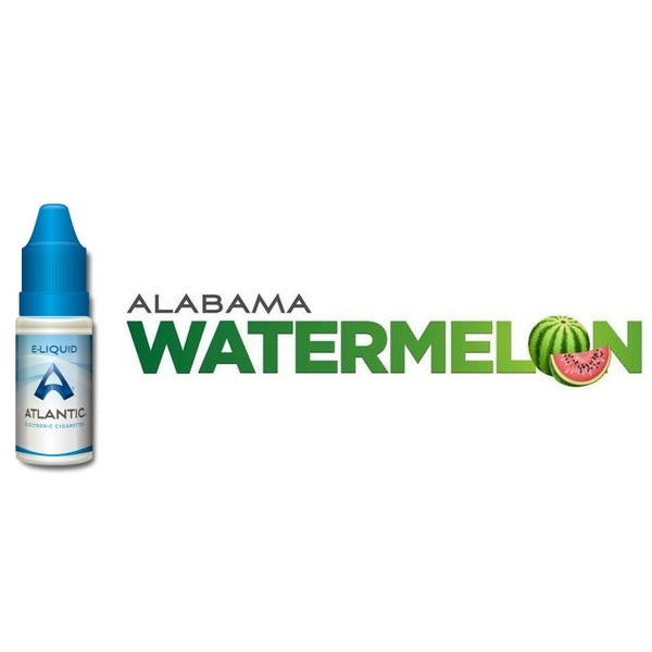 Alabama Watermelon Premium E-Liquid (10mL)