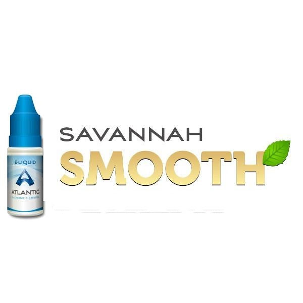 Savannah Smooth Premium E-Liquid (10mL)