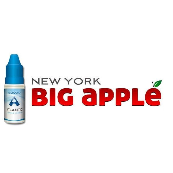 New York Big Apple Premium E-Liquid (10mL)
