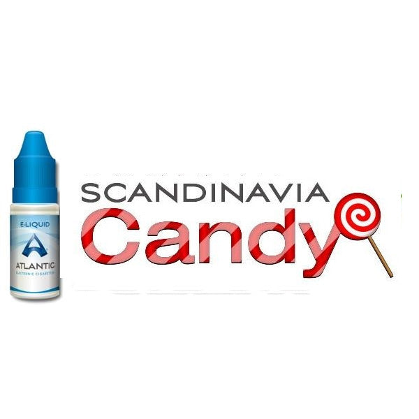 Scandinavia Candy Premium E-Liquid (10mL)