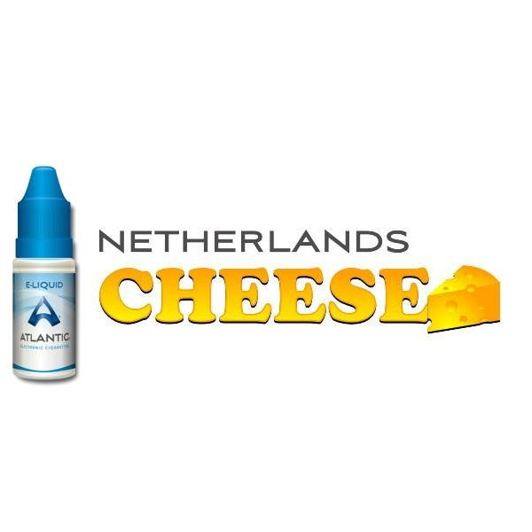 Netherlands Cheese Premium E-Liquid (10mL)