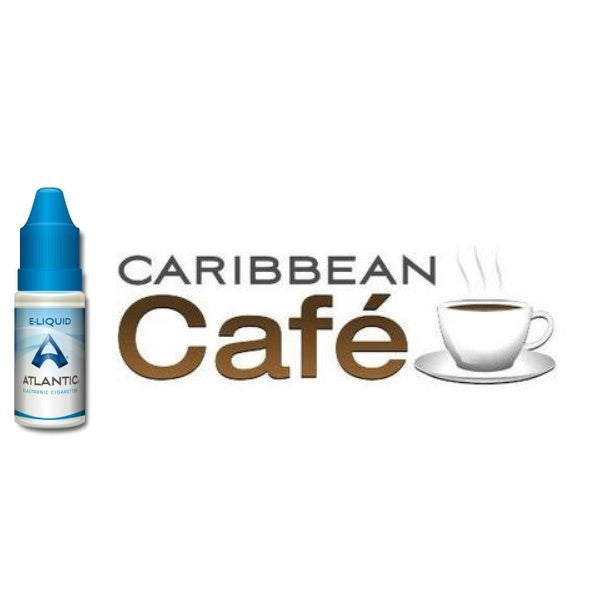Caribbean Cafe Premium E-Liquid (10mL)