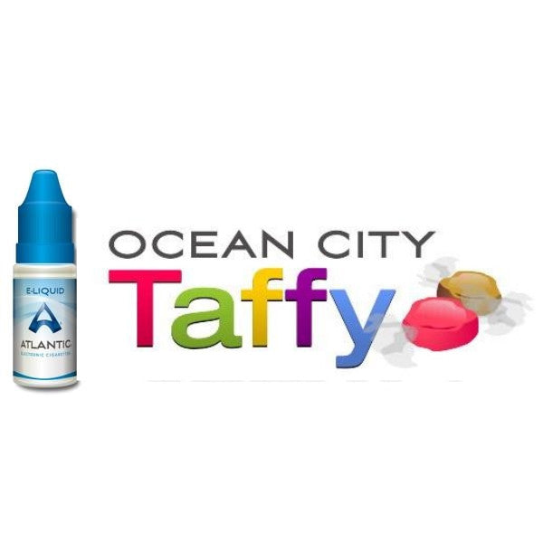 Ocean City Taffy Premium E-Liquid (10mL)
