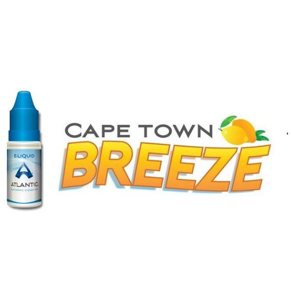 Cape Town Breeze Premium E-Liquid (10mL)