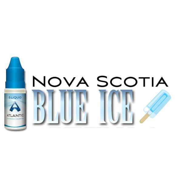 Nova Scotia Blue Ice Premium E-Liquid (10mL)