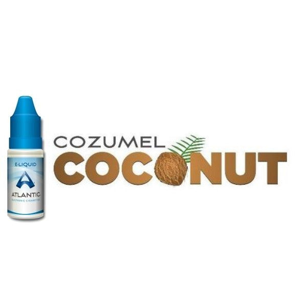 Cozumel Coconut Premium E-Liquid (10mL)