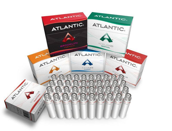 Atlantic Original Refills: Buy 5 Get 1 Free - AtlanticVapor.com