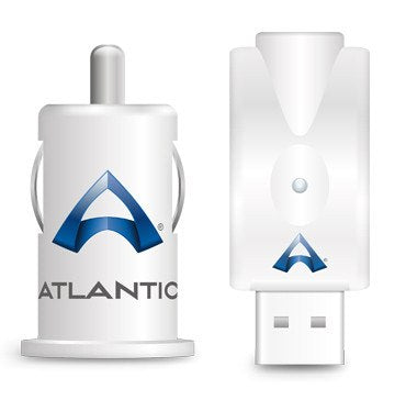Atlantic Car/USB Charger Combo - AtlanticVapor.com - 1