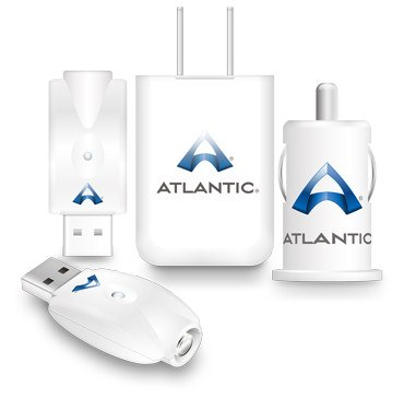 Atlantic Charger Bundle - AtlanticVapor.com - 1
