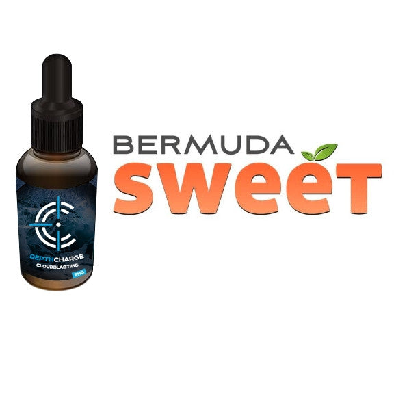 Bermuda Sweet Depth Charge Max VG E-Liquid (30mL)