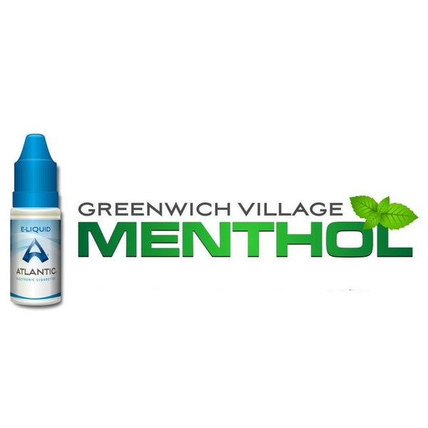 Greenwich Village Menthol Premium E-Liquid (10mL)
