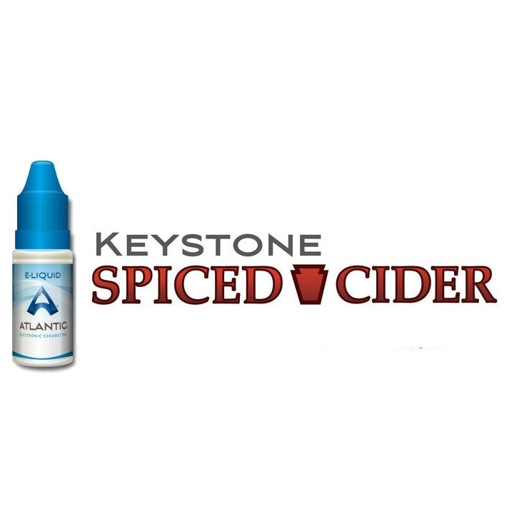 Keystone Spiced Cider Premium E-Liquid (10mL)