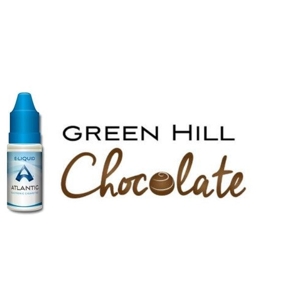 Green Hill Chocolate Premium E-Liquid (10mL)