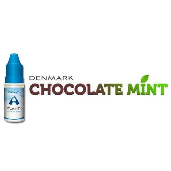 Denmark Chocolate Mint Premium E-Liquid (10mL)