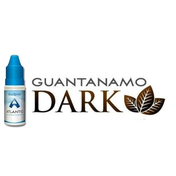 Guantanamo Dark Premium E-Liquid (10mL)