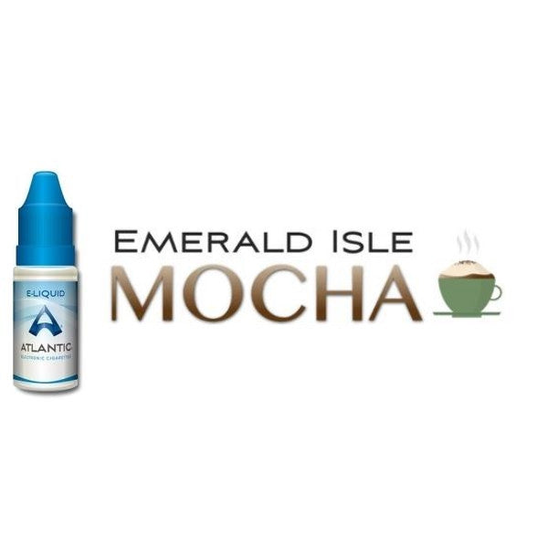 Emerald Isle Mocha Premium E-Liquid (10mL)