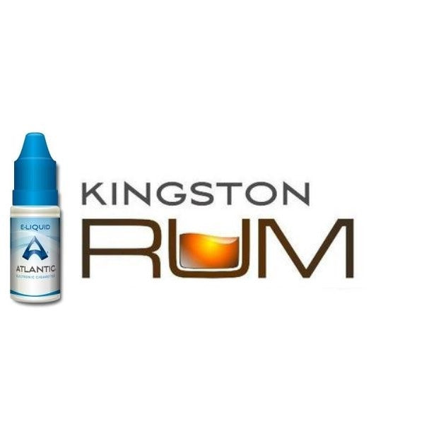 Kingston Rum Premium E-Liquid (10mL)
