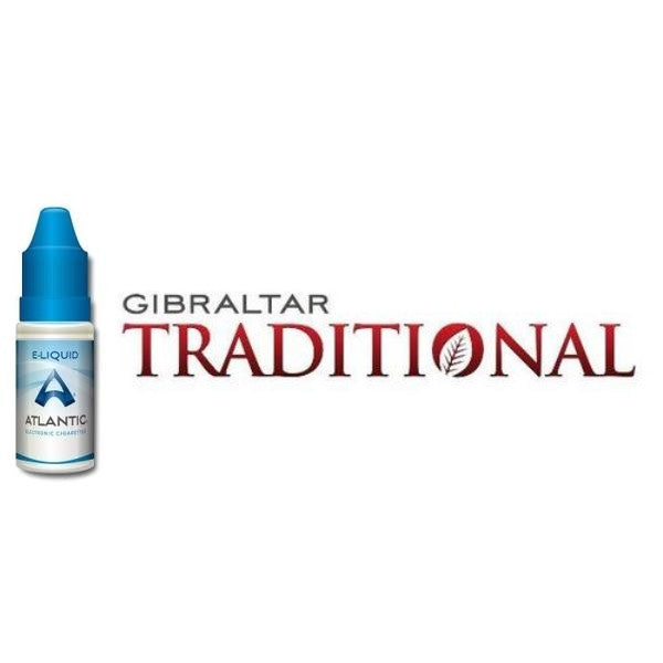 Gibraltar Traditional Premium E-Liquid (10mL)