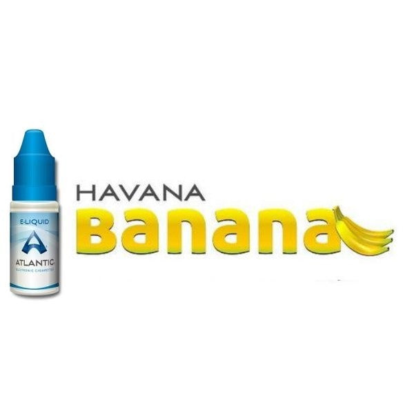 Havana Banana Premium E-Liquid (10mL)