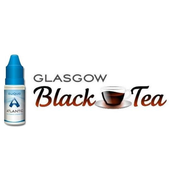 Glasgow Black Tea Premium E-Liquid (10mL)
