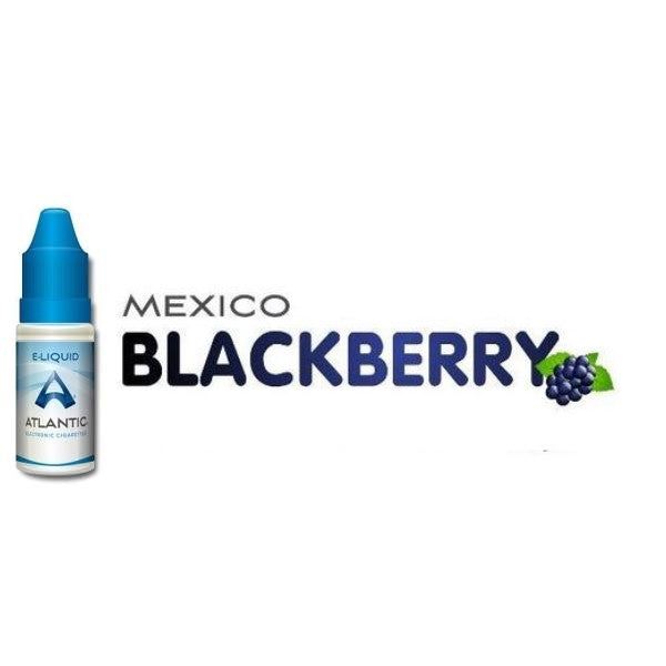 Mexico Blackberry Premium E-Liquid (10mL)