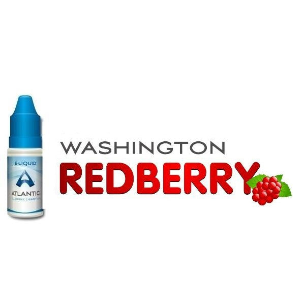 Washington Redberry Premium E-Liquid (10mL)