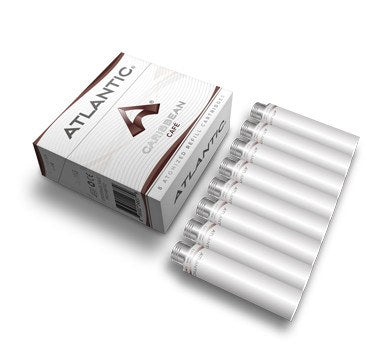 Caribbean Cafe Refill Single Pack (8 Count) - AtlanticVapor.com - 2