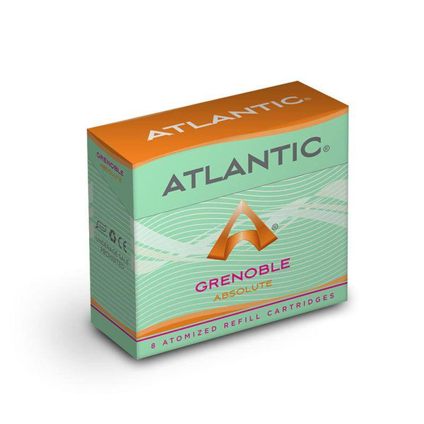 Grenoble Absolute Refill Single Pack (8 Count) - Inspired by Green Smoke® Absolute Tobacco - AtlanticVapor.com