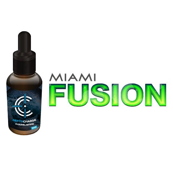 Miami Fusion Depth Charge Max VG E-Liquid (30mL)