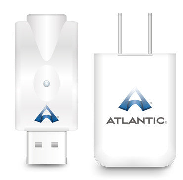 Atlantic Wall Charger Combo - AtlanticVapor.com - 1