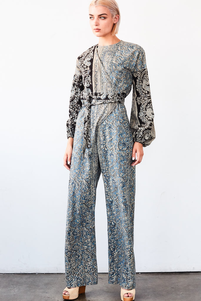 Angela Tapestry Jumpsuit