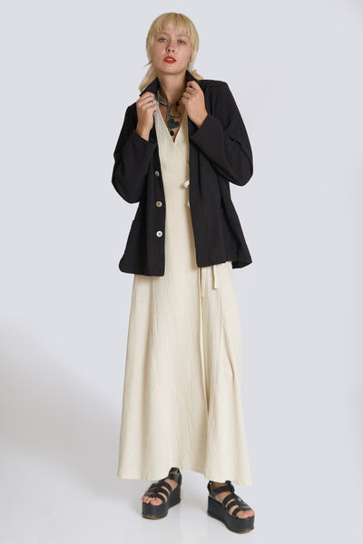 Michelle Maxi Wrap Dress