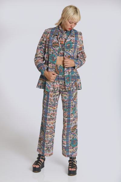 Erin Tapestry Trousers