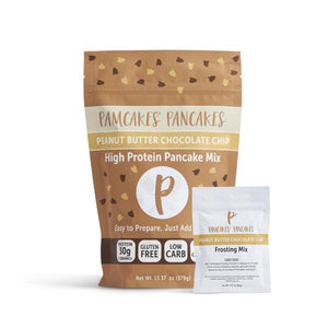 Peanut Butter Chocolate Chip Pancake Mix