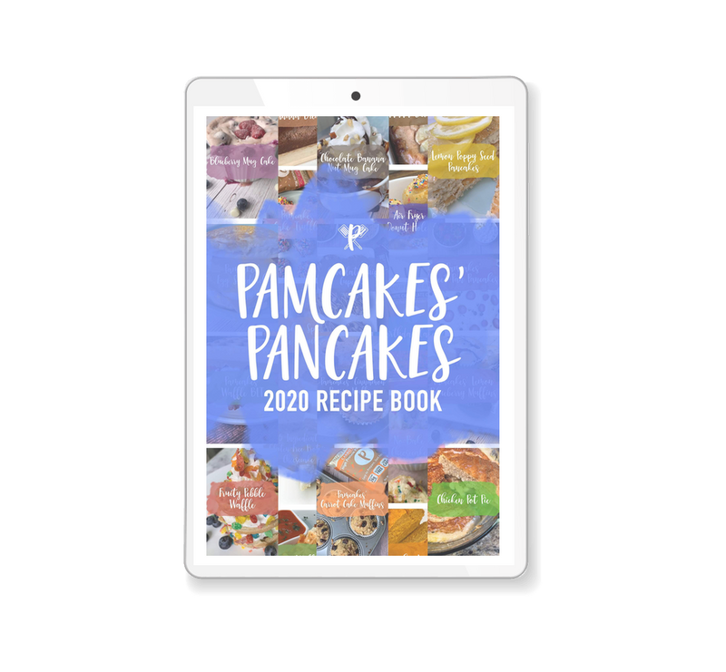 2020 Pamcakes Recipe eBook