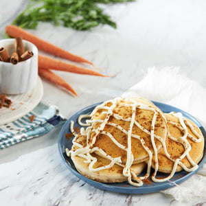 Carrot Cake Pancake Mix
