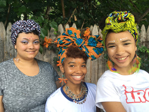 Head Wrap How-To