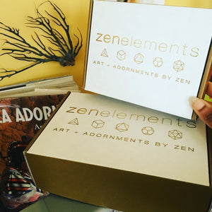 THE ZEN ELEMENTS EXPERIENCE: SUBSCRIPTION BOX