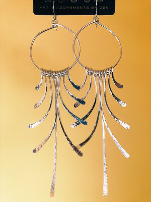 The Quetzal Earrings