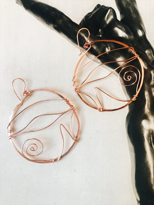 Wadjet Eye Hoops