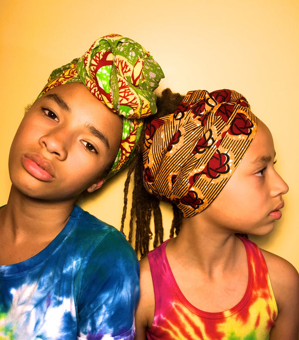 ZE Head Wraps