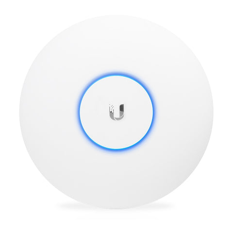 Ubiquiti Unifi UAP-AC-PRO PoE+ Access Point - 2.4/5 GHz - 1.3 Gbps - Wi-Fi