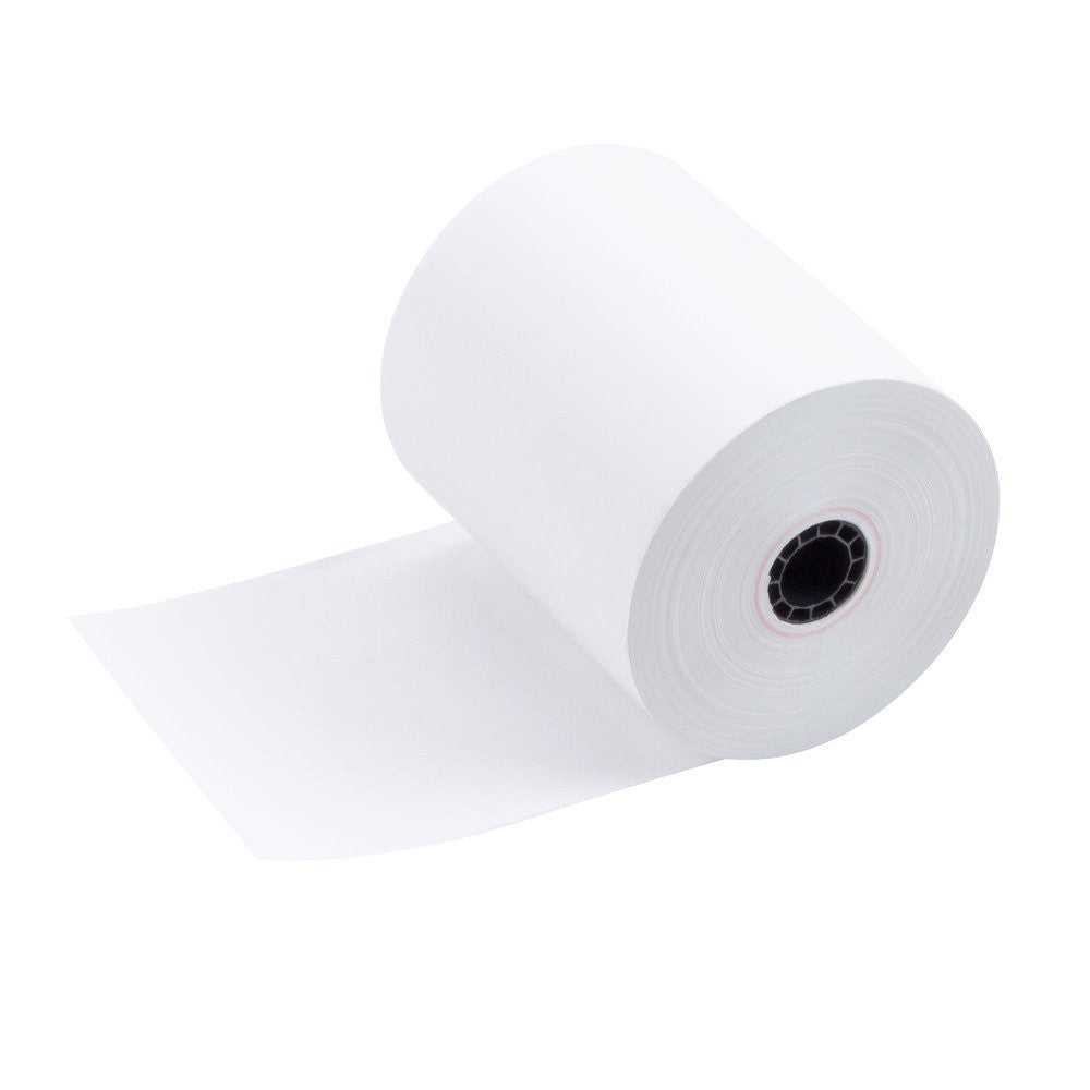 "SQUARE POS REGISTER RECEIPT PAPER - EPSILONT HIGH QUALITY THERMAL RECEIPT PAPER 3-1/8"" X 230' WHITE"