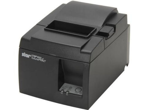 Square Register Thermal Kitchen Printer - Network Connectivity TSP143LAN by Star Micronics